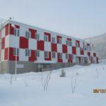Завершено строительство объекта КДП в Бодайбо