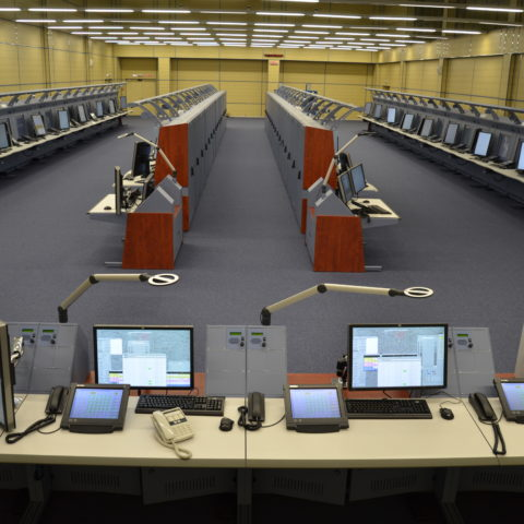 ATM SOLUTION FOR MOSCOW FLIGHT OPERATIONS CENTER