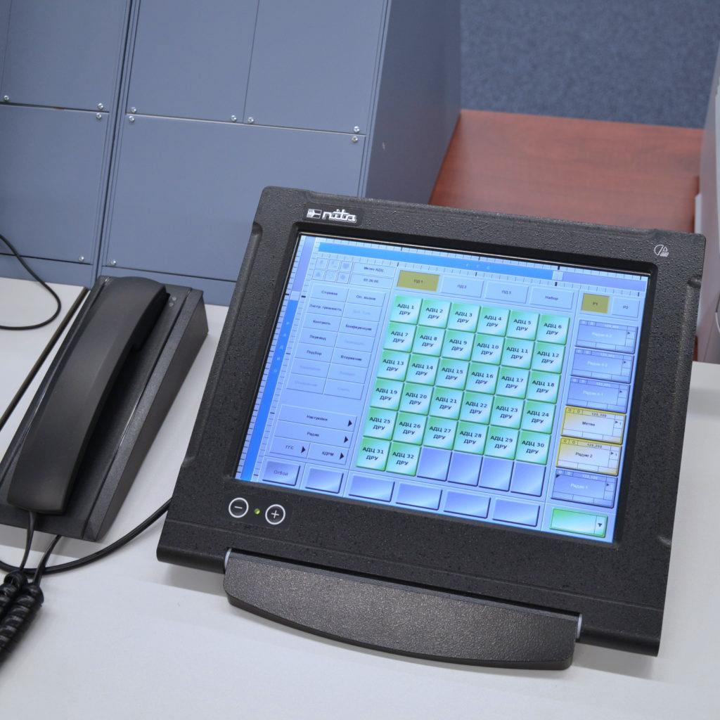 Система коммутации речевой связи «Мегафон»