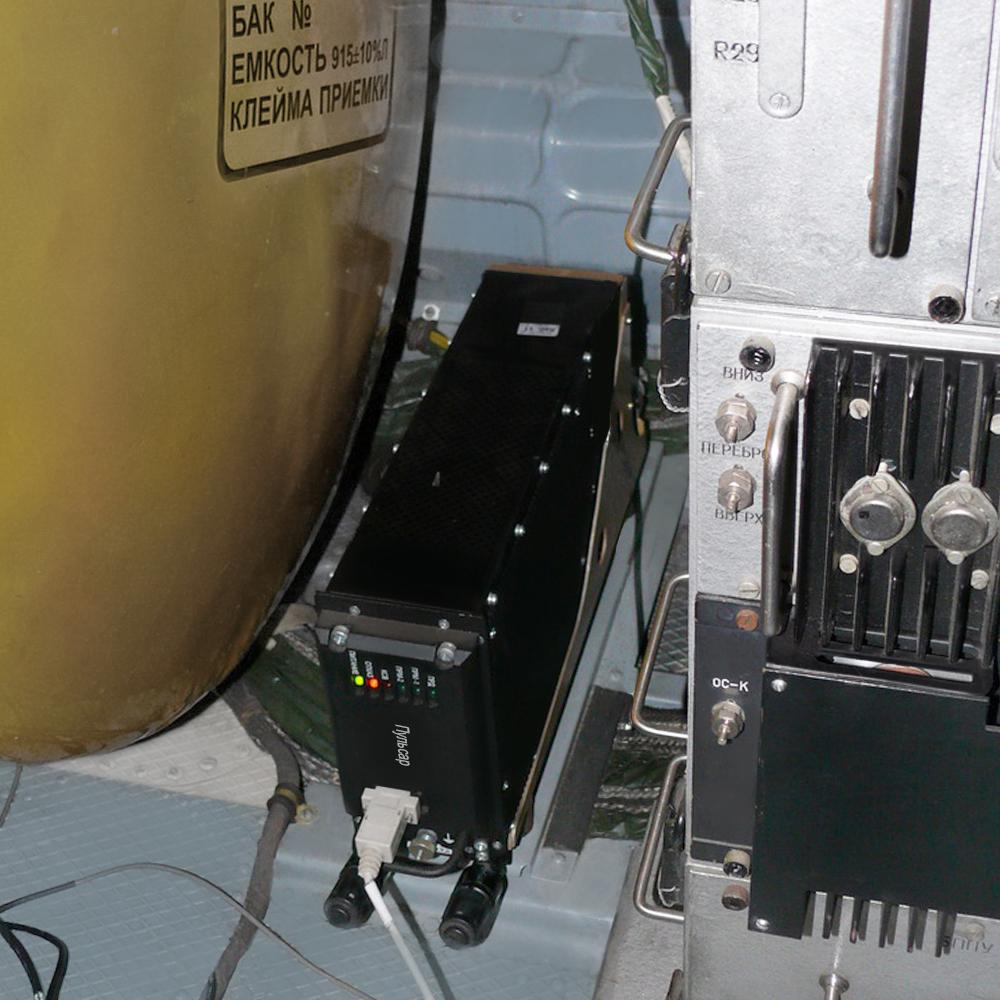 Наземная приемная станция АЗН-В режима 4 «ПУЛЬСАР-Н»