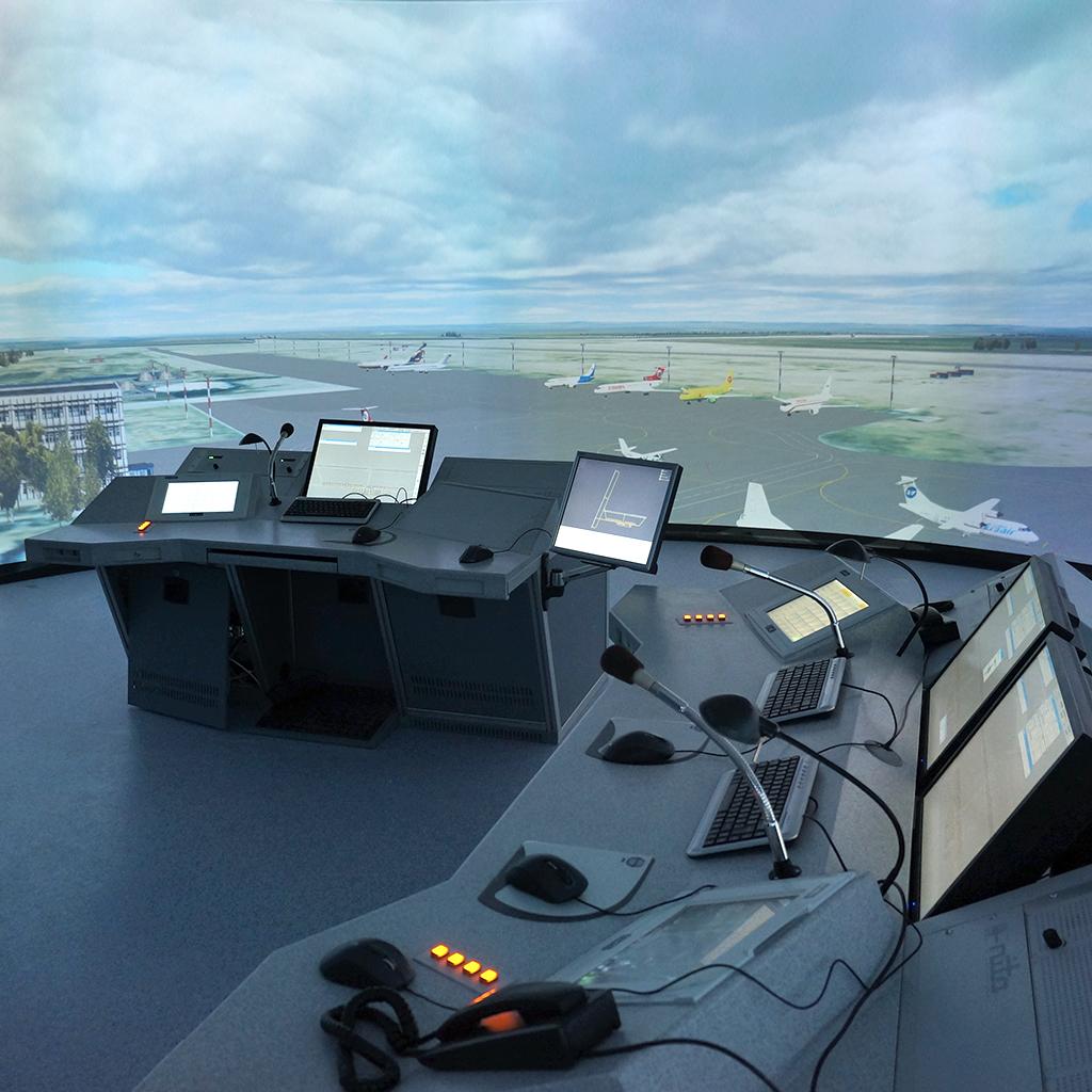 EXPERT ATC Simulator