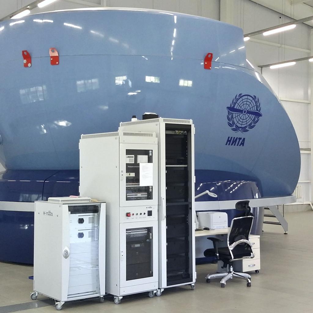 Full-flight L-410 Simulator