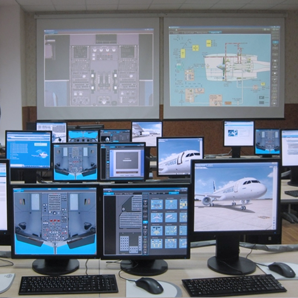 Учебно-методический комплекс самолета Л-410