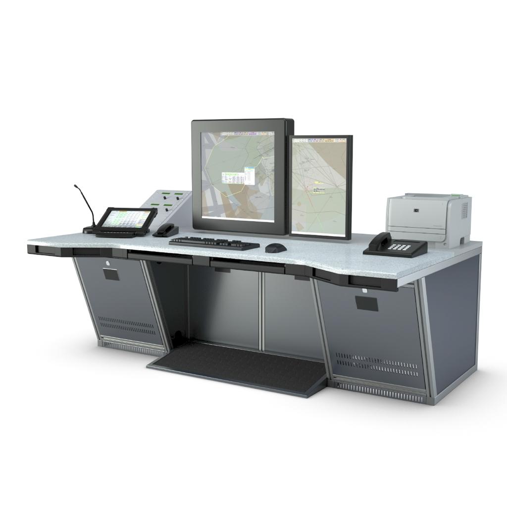Operator console