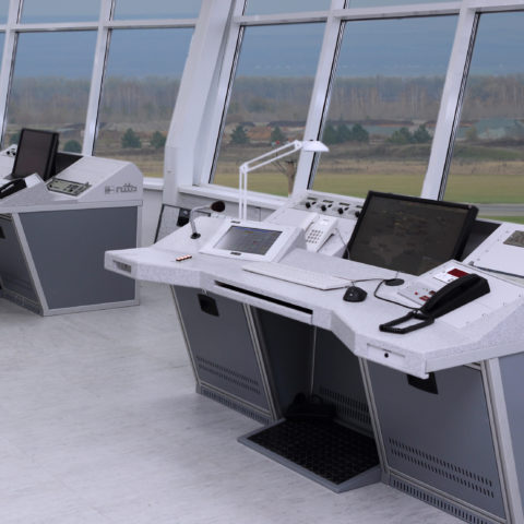 DELIVERY OF TOWER ATM SYSTEM TO NEW AIRPORT OF SARATOV