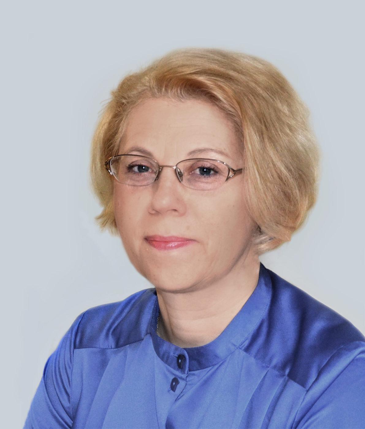 IRINA SIVKOVA
