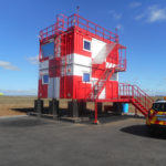 The Volgograd airport Runway Supervisory Unit (RSU) construction and equipment is completed