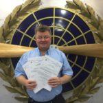 Поставлены первые сертификаты сервисного обслуживания