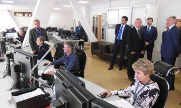 АС ОрВД Екатеринбургского укрупненного центра введена в эксплуатацию