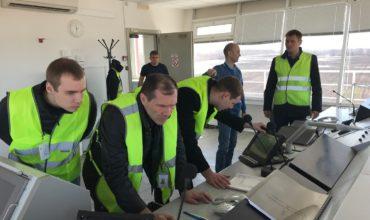 Завершены работы по реконструкции технологического здания и техническому перевооружению Новосибирского УЦ