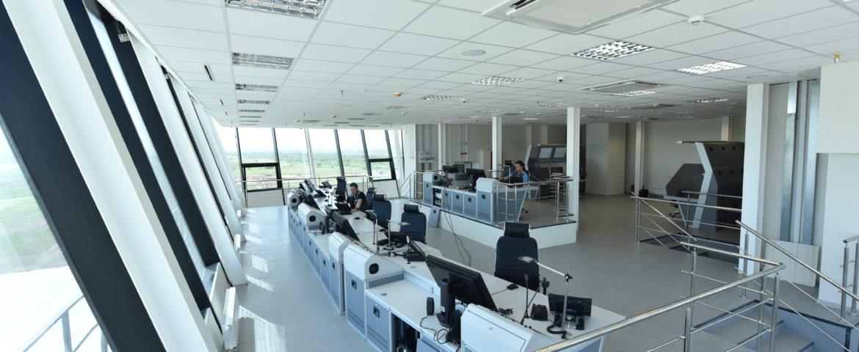 КТС УВД для КДП нового аэродрома «Гагарин» передан в эксплуатацию