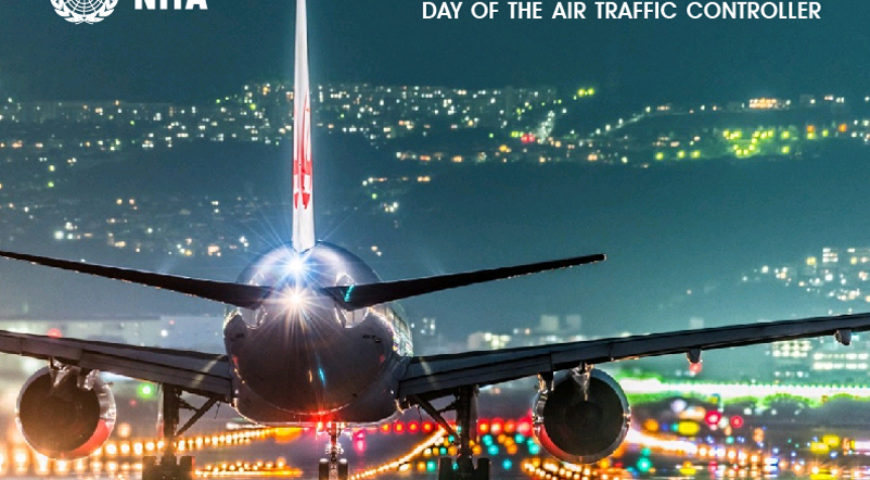 Congratulations on the International Day of the Air Traffic Controller