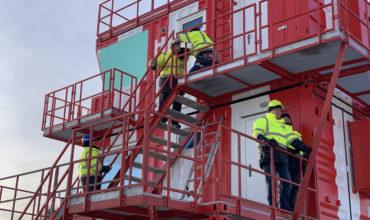 Завершена поставка МКДП на аэродром в Тобольске