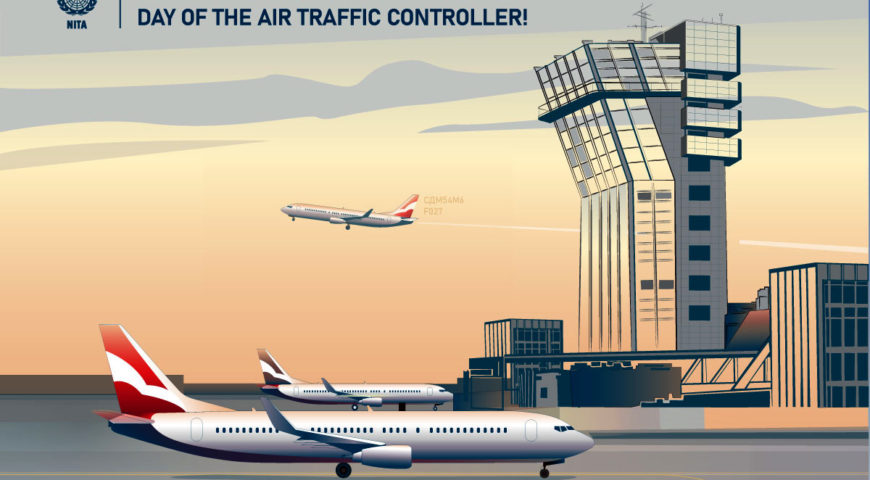 Congratulations on the International Day of the Air Traffic Controller!