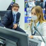 """NITA took part in the 14th International Exhibition """"The Transport of Russia"""""""